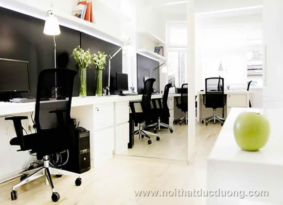 Xu hướng trang trí nội thất văn phòng phổ biến dành cho công sở